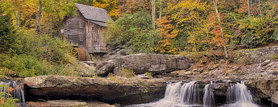 Gristmill, Babcock State Park, WV
